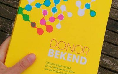 Zwanger van een bekende donor